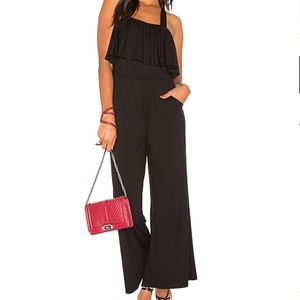 Vava by Joy Han Pants - Vava by Joy Han black 'Nellie' jumpsuit